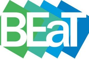 Beat logo White background 2