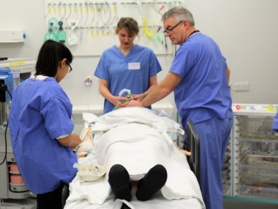 CANCELLED Return to Acute Care Training ( ReACT ) Course – 3rd March 2021