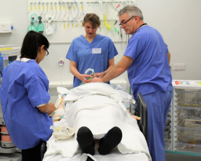 Return to Acute Care Training ( ReACT ) Course – 18th November 2020