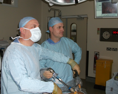 Laparoscopic Inguinal Hernia Clinical Immersion Course – 15th & 16th October 2020